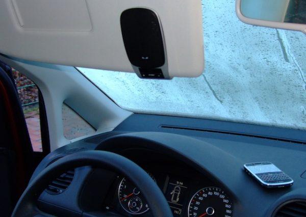 Praxistest: Jabra DRIVE - KfZ-Bluetooth-Freisprecheinrichtung