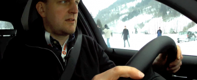 OSRAM Light-Driving-Experience