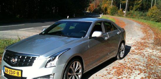 Cadillac ATS : Frontansicht