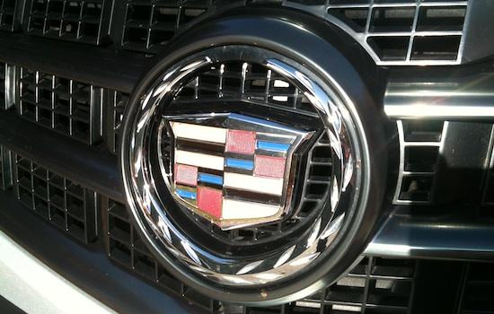 Cadillac ATS : Kühlergrill