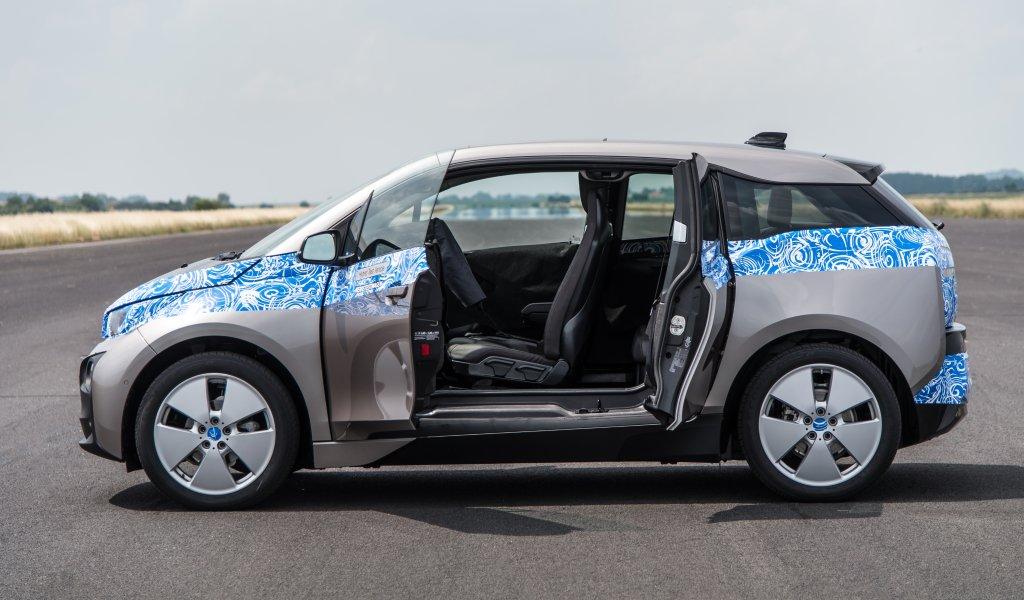BMW i3 / Seitenansicht / (c) BMW Group