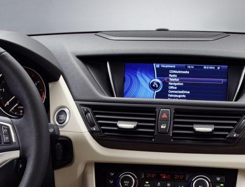 Kyocera präsentiert neuartige Displays in BMW-Fahrzeugen