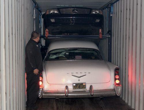 Oldtimer-Import seit 1.1.2014 auch über Bremerhaven machbar
