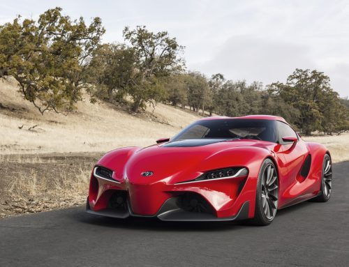 NAIAS: Toyota FT-1 zeigt zukünftige Sportwagen-Designsprache