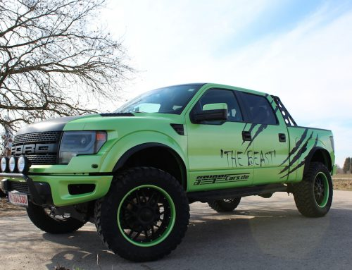 "Ford F-150 Raptor ""The Beast"" by GeigerCars"