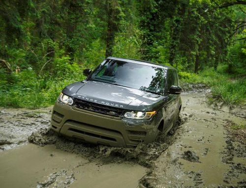 Im Blickpunkt: Allradtechnik von Land Rover