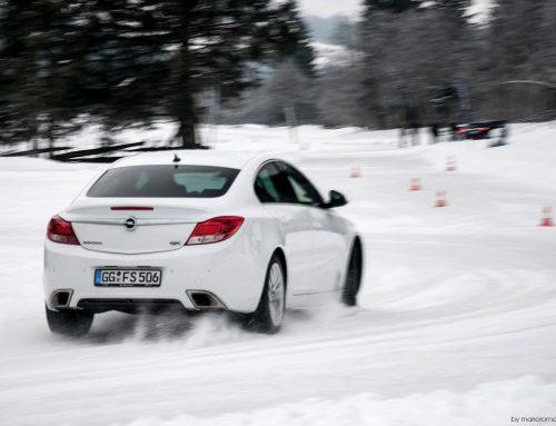 Im Blickpunkt: Auch Opel kann Allrad