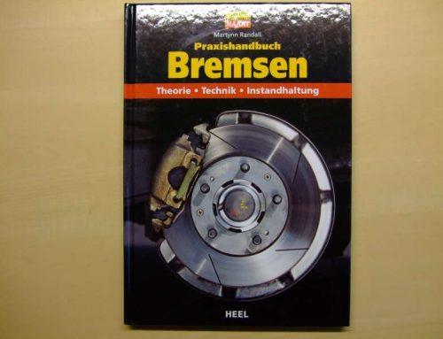 Buchtipp: Praxishandbuch Bremsen