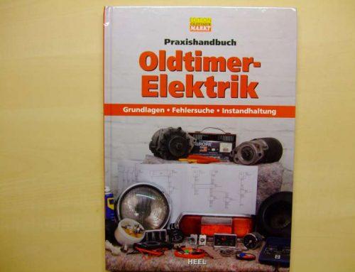 Buchtipp: Praxishandbuch Oldtimer Elektrik
