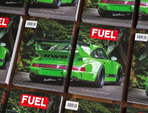 "fuel magazine #21 – ""erabareshi-mono"""