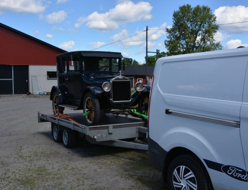 Neuzugang in der Garage: 1926 Ford Model T